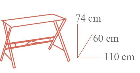 Medidas escritorio de cristal - Mesa ordenador