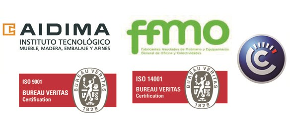 ADIMIA ISO 9001 certified chair