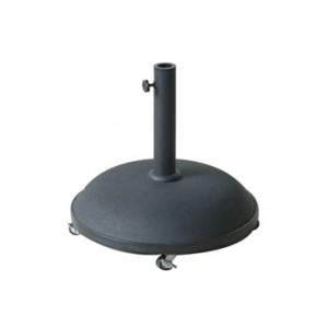 Imagen pie Siro de cemento con ruedas. Peso 35kg.