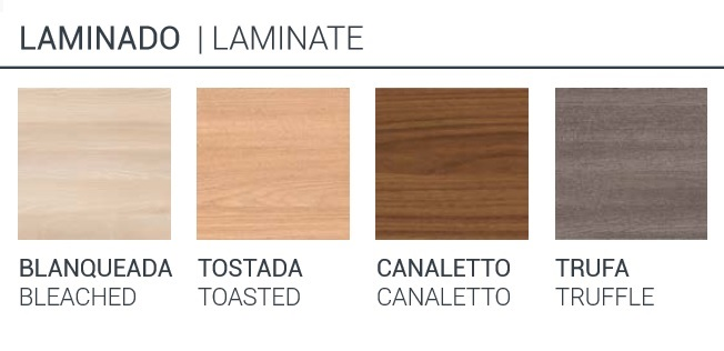 Wood colors for folding wall table