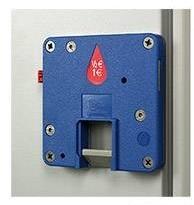 Accesorio cerradura monedero para taquilla metálica